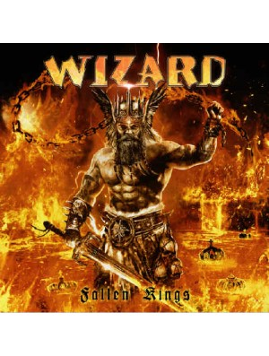 WIZARD-Fallen Kings CD Digi (Ltd 2 Bonus Tracks)
