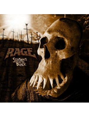 RAGE-Seasons Of The Black 2CD Digibook