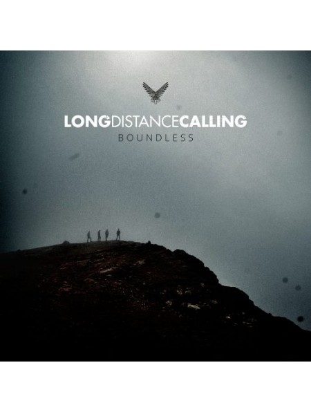 LONG DISTANCE CALLING-Boundless CD Digi (Special Edition Hardcover Digi)