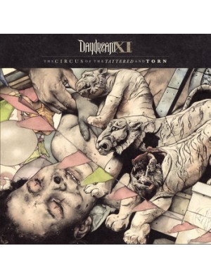 DAYDREAM XI-The Circus Of The Tattered And Torn CD Digi