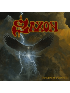 SAXON-Thunderbolt CD Digi