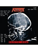ACCEPT-Death Row 2LP (Ltd Edition )