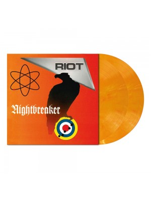 RIOT-Nightbreaker 2LP (Strictly Ltd Opaque Pastel Orange Vinyl)