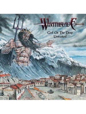 WRATHBLADE-God Of The Deep Unleashed CD Digi (Ltd.500 Copies)