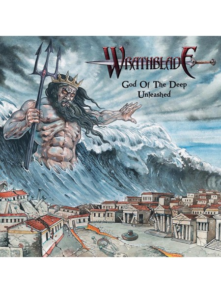 WRATHBLADE-God Of The Deep Unleashed CD Digi (Ltd 500 Copies)