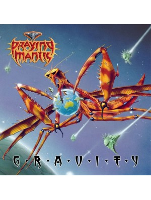 PRAYING MANTIS-Gravity CD Digi
