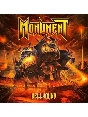 MONUMENT-Hellhound Digi CD (3 Bonus Tracks)