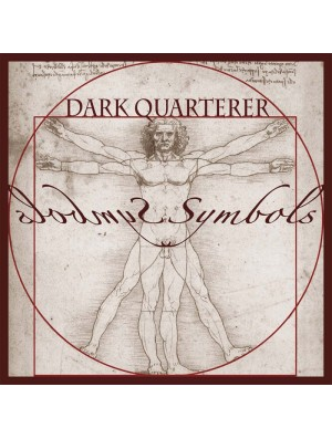 DARK QUARTERER-Symbols(DLP Ltd. 350 Copies+Bonus TRACK)