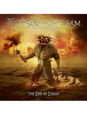 FLOTSAM AND JETSAM - The End Of Chaos CD Digi