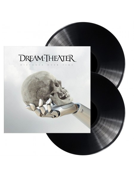 DREAM THEATER - Distance Over Time 2LP+CD