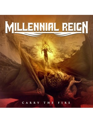 MILLENIAL REIGN-Carry The Fire LP (Ltd.300 Copies Vinyl)