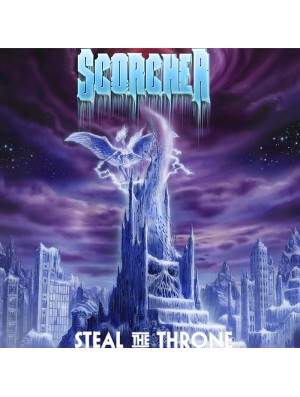 SCORCHER-Steal The Throne CD