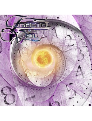 FRACTAL VEIL-S/T CD (ex.Guardian Angel Guitarist)