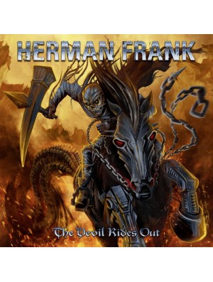 HERMAN FRANK-The Devil Rides Out CD (Digipack)