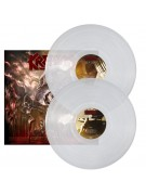 KREATOR-Gods Of Violence 2LP (Ltd.Clear Vinyl)