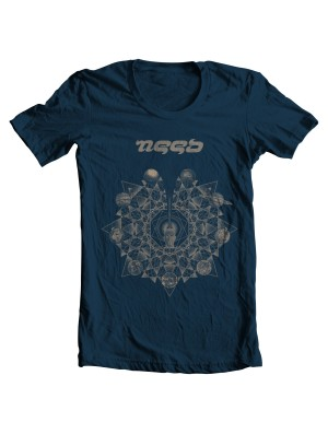 NEED-IOTA Blue T-Shirt