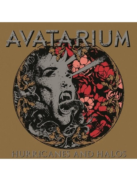 AVATARIUM-Hurricanes And Halos CD Digi