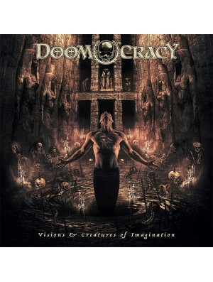 DOOMOCRACY-Visions And Creatures Of Imagination CD