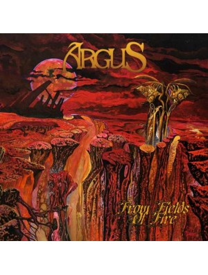 ARGUS-From Fields Of Fire CD