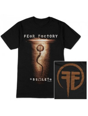 FEAR FACTORY-Obsolate T-Shirt L
