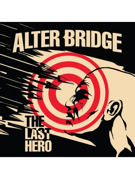 ALTER BRIDGE-The Last Hero(Ltd.Digipack +Bonus Track)