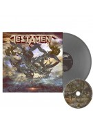 TESTAMENT - The Formation Of Damnation LP+CD (LTD Silver)