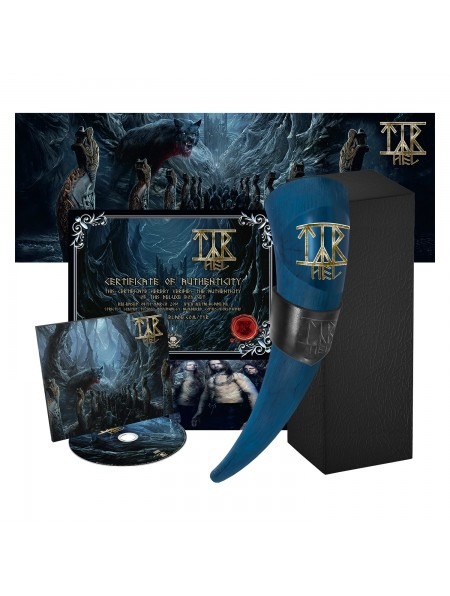 TYR - Hel Boxset (Ltd Edition 1000 Copies)