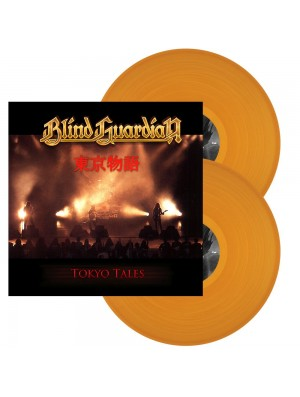 BLIND GUARDIAN - Tokyo Tales 2LP (LTD Orange)