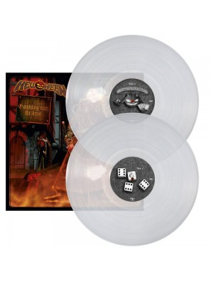 HELLOWEEN - Gambling With The Devil 2LP (Strictly LTD Clear Vinyl + 4 Bonus Tracks)