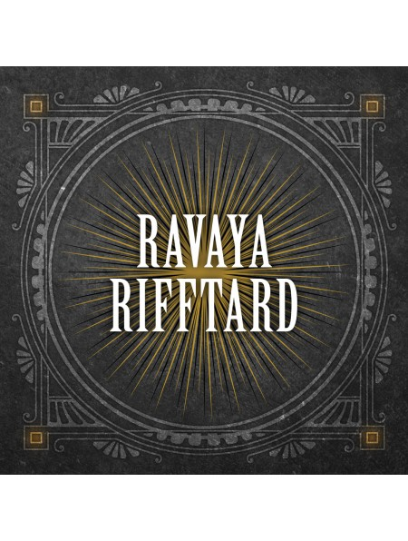 RAVAYA - Rifftard CD Digi (LTD 200 Copies)