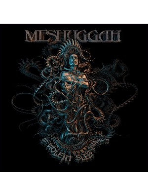 MESHUGGAH-The Violent Sleep Of Reason CD (Ltd.Digipack)