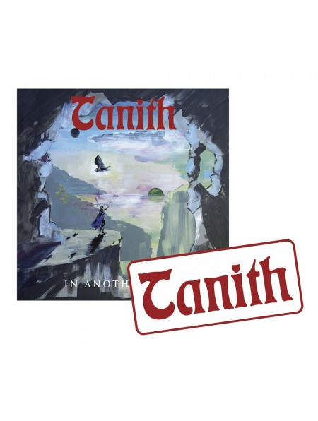 TANITH - In Another Time CD+Patch