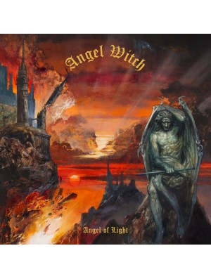 ANGEL WITCH - Angel Of Light CD Digi