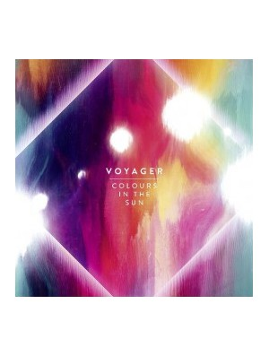 VOYAGER - Colours In The Sun CD Digipack