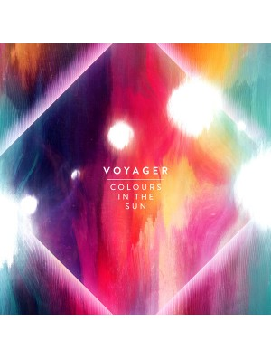 VOYAGER - Colours In The Sun LP (LTD 400 Violet)