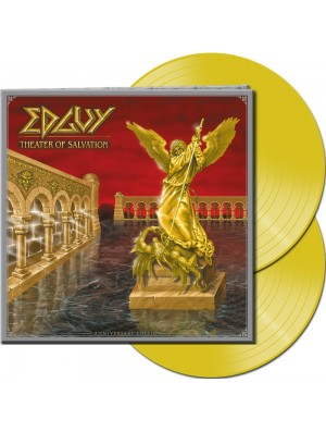 EDGUY - Theater Of Salvation 2LP (LTD 350 Yellow Vinyl)