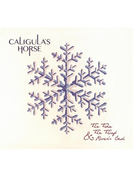 CALIGULA'S HORSE - The Tide, The Thief & River's End 2LP+CD