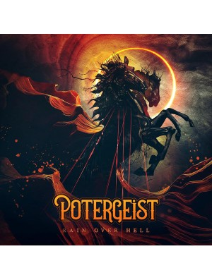 POTERGEIST - Rain Over Hell LP