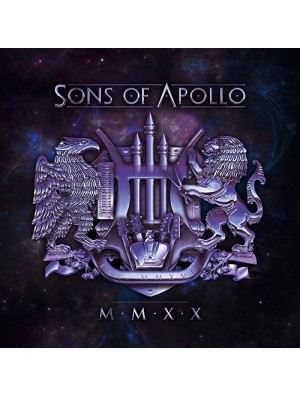 SONS OF APOLLO - MMXX 2LP+CD