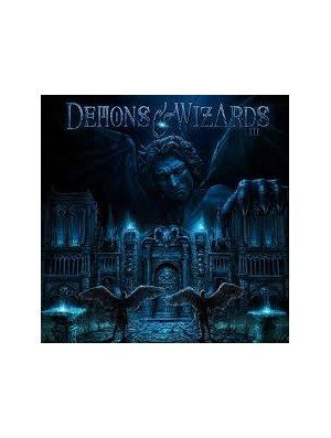 DEMONS AND WIZARDS - III  2LP+LP Booklet (Ltd 300 Copies Light Blue)