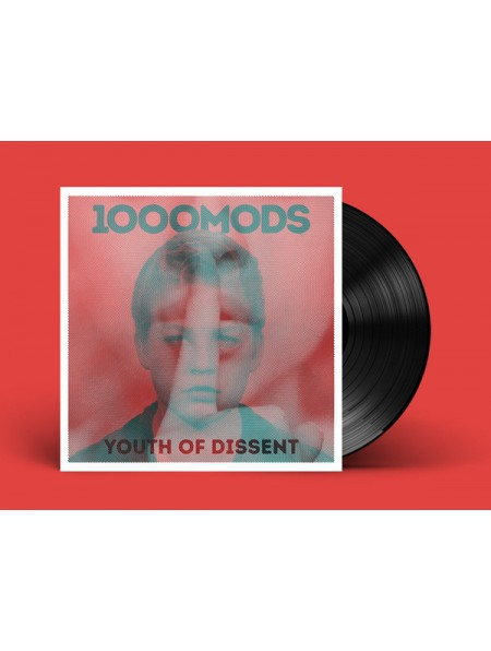 1000mods - Youth Of Dissent 2LP