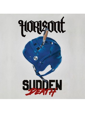 HORISONT - Sudden Death LP (Ltd Gtf Red 200 Copies)