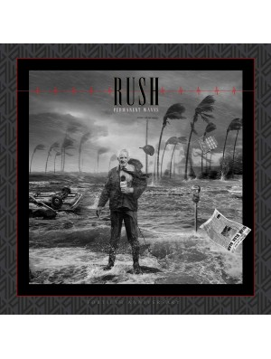 RUSH - Permanent Waves 3LP (Deluxe Edition 40th Anniversary)