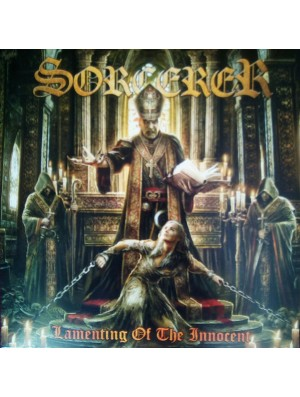 SORCERER - Lamenting Of The Innocent 2LP (Ltd Red 300 Copies)