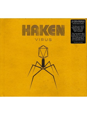 HAKEN - Virus CD ( Ltd Mediabook)