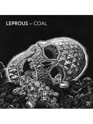 LEPROUS - Coal 2LP+CD (Ltd 400 Copies Mint Vinyl)