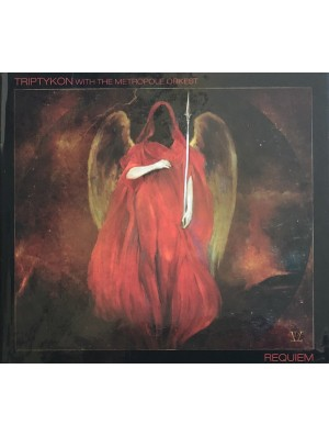 TRIPTYKON WITH THE METROPOLE ORCHEST - Requiem Live  At Roadburn 2019 (Ltd Mediabook)