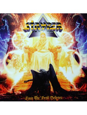 STRYPER - Even The Devil Believes CD
