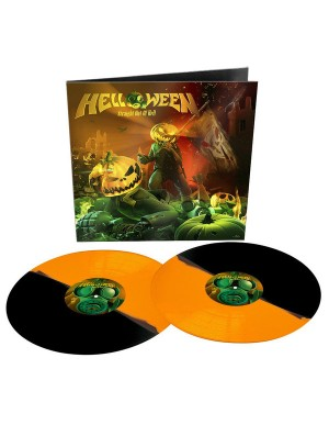 HELLOWEEN - Straight Out Of Hell 2LP (Ltd Bi-Coloured)