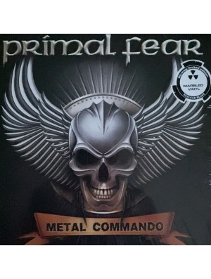 PRIMAL FEAR - Metal Commando 2LP (Ltd Marbled)